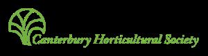Canterbury Horticultural Society Logo