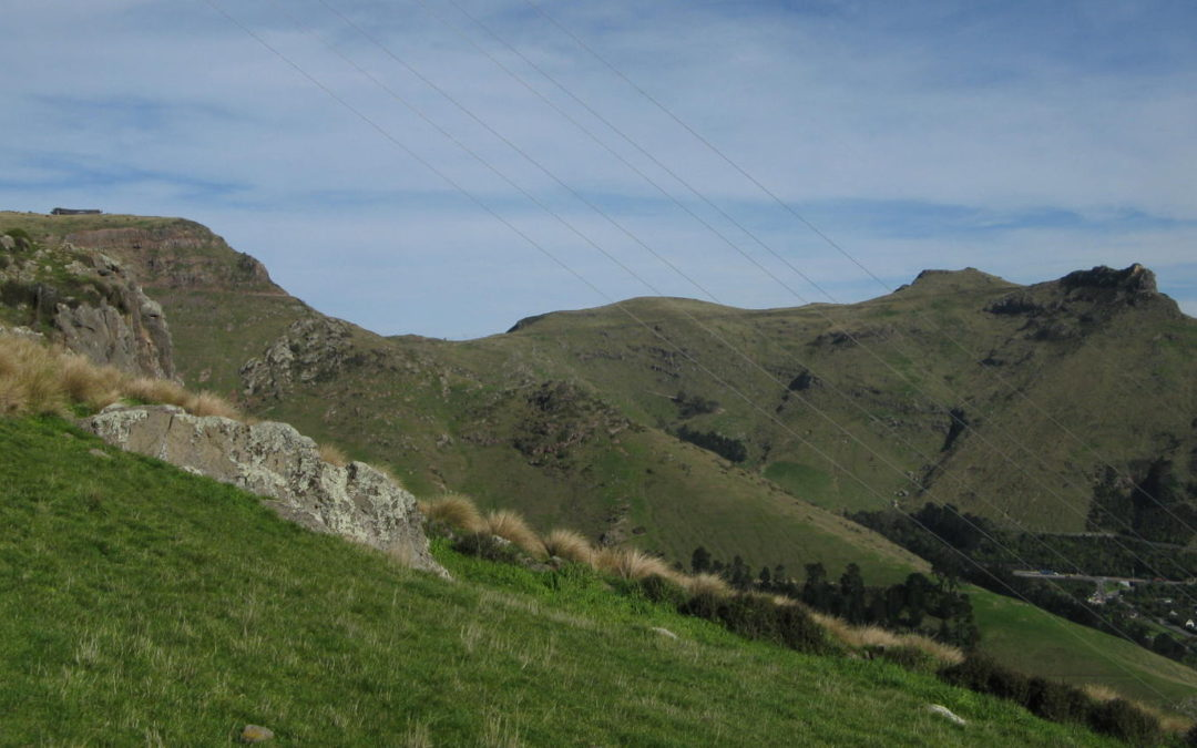 Port Hills by Bus: Britten